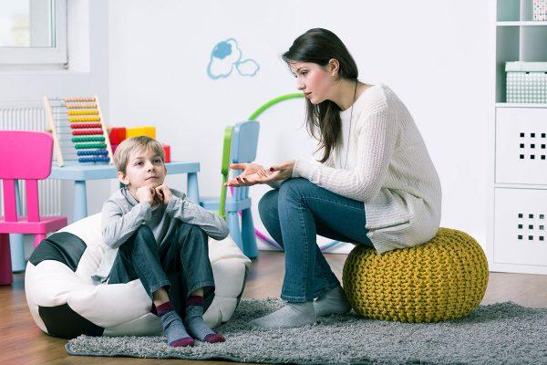 Консультации для детей и родителей